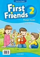 First Friends (American English): 2: Picture Cards: First for American English, first for fun!