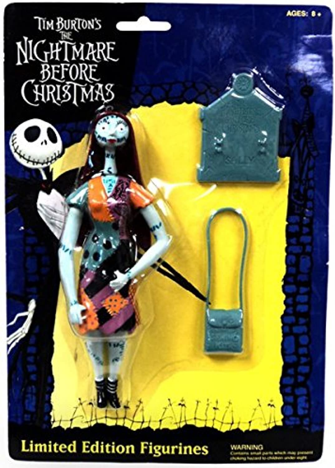 Sally Limited Edition Figurine from Nightmare Before Christmas by NECA