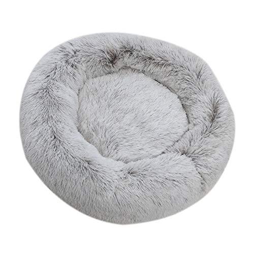 LOL lo sjaal pluche donut knuffel knuffel kat bed warm pluche hond puppy mat huisdier bedden