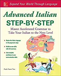 best italian textbook advanced