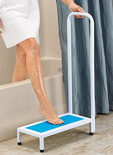 Jobar International Bath Step with Handle