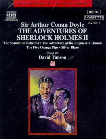 The Adventures of Sherlock Holmes II (Classic Fiction)