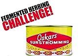 Oskars Surstromming surströmming 300g Challenge Reto