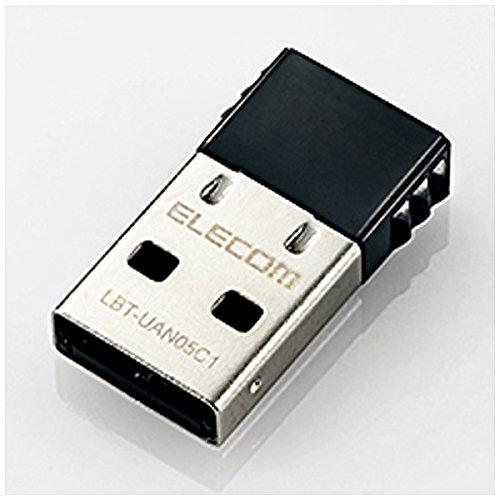 エレコム Bluetooth USBアダプタ Class1 Windows10対応 Windows10対応 LBT-UAN05C1