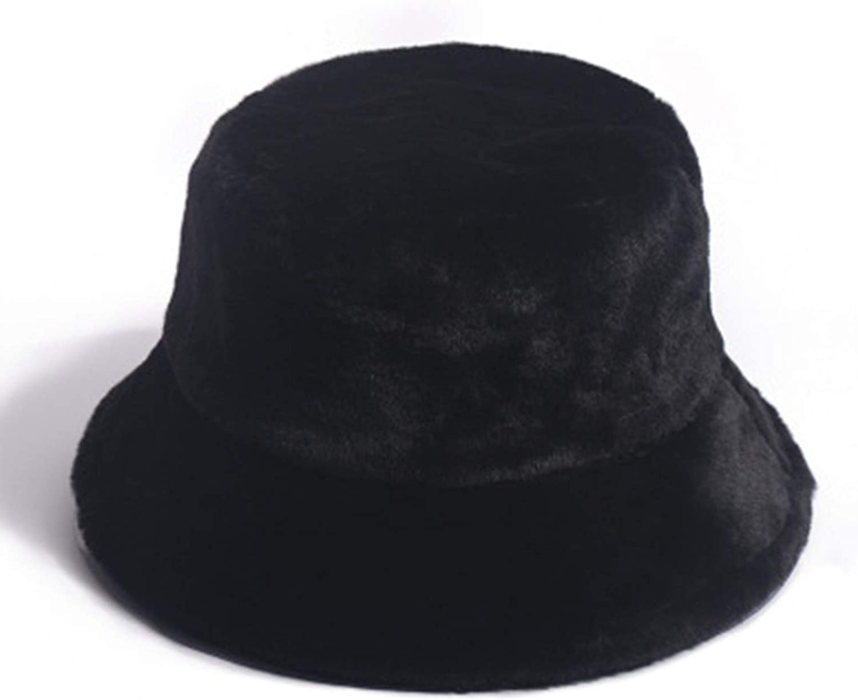 Femmes Hiver Chapeau Bob en Velours Simili Cuir De Dames Chapeau Mignon Doublure /épaisse Douce Pliable Confortable El/égant