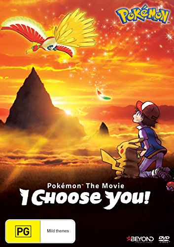 Pokemon The Movie: I Choose You! [Edizione: Australia] [Italia] [DVD]