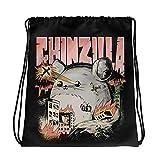 Jimbeels Funny Cool CHINZILLA - Bolsa de tela para chinchilla o orinal chino,...