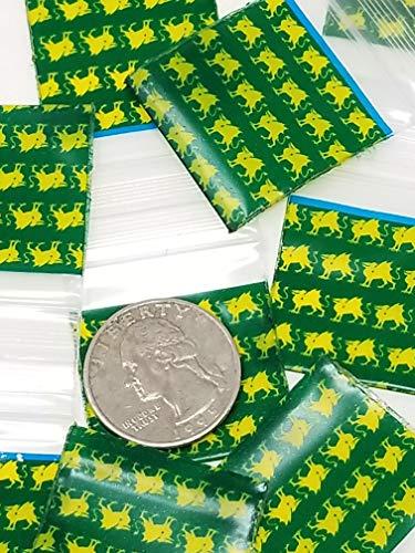 125125 Reclosable Plastic Bags, Dragon