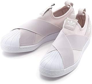 [adidas アディダス.] アディダスオリジナルス SS SLIP ON W スーパースタースリッポン EE9429 19SP