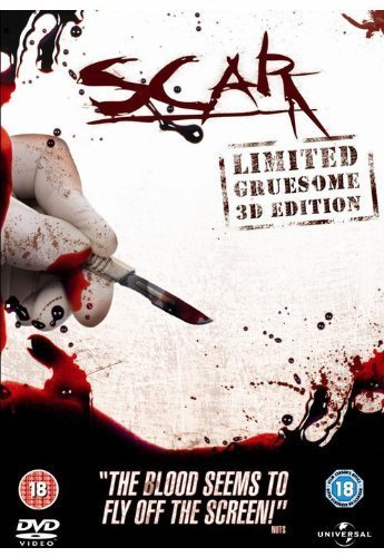 Scar (3-D) [DVD]