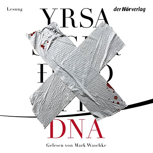 DNA     Huldar & Freyja 1              By:                                                                                                                                 Yrsa Sigurdardóttir                               Narrated by:                                                                                                                                 Mark Waschke                      Length: 10 hrs and 38 mins     1 rating     Overall 4.0