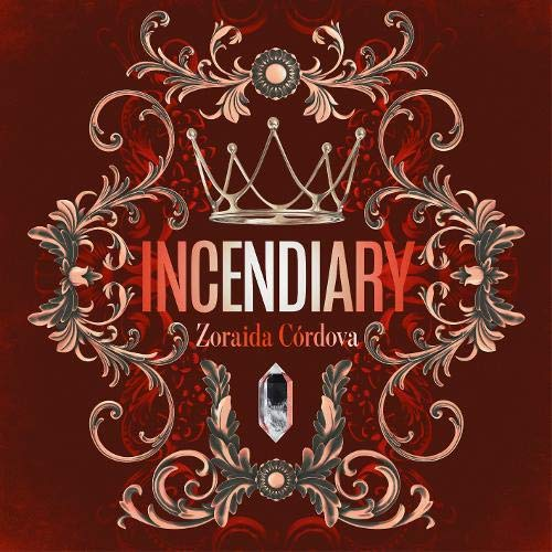 Incendiary  By  cover art