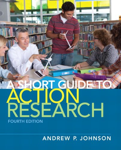 A Short Guide to Action Research (4th Edition)