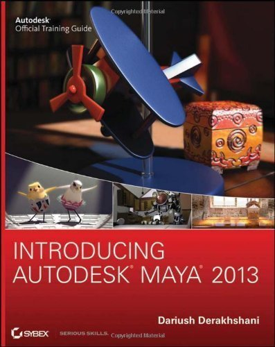 Introducing Autodesk Maya 2014: Autodesk Official Press by Dariush Derakhshani(2013-05-28)