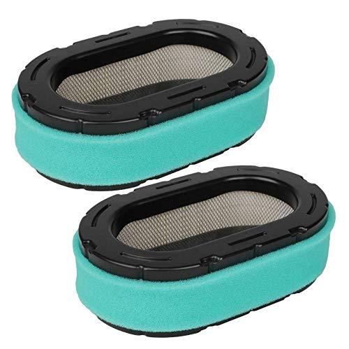 HEYZLASS 2 Pack 32 083 09-S Air Filter, Replace for Kohler KT715 KT725 KT730 KT735 KT740 KT745 Engine Cub Cadet Lawn Mower Air Filter, Premium 32 083 09 32 883 09-S1 Air Filter