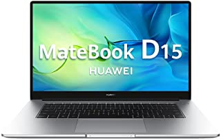 """Huawei Matebook D15 - Ordenador Portátil Ultrafino de 15.6"""" FullHD (Intel Core i3-10110U, 8GB de RAM, 256GB SSD, Grafica I..."""