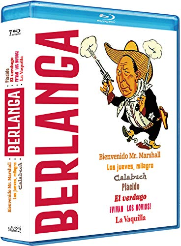 Berlanga 1921-2021 (Pack) [Blu-ray]