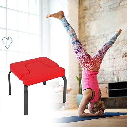 Buy Discount astolily Multifunctional Detachable Yoga Aids Workout Chair Headstand Stool Sports Exer...