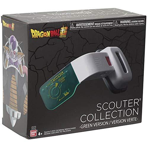 Dragon Ball Super-Scouter Deluxe (Verde), Colore, 36822
