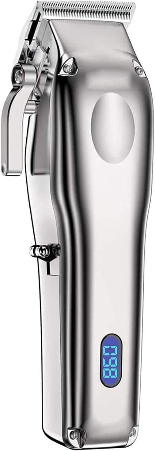 HEZIYU Tulsa Mall Hair Clipper Cordless Men's for Direct stock discount Professional