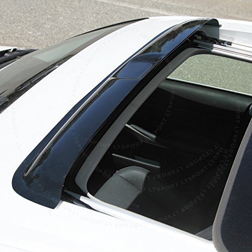 LT Sport 35' Tint Sun/Moon Roof Window Sunroof Moonroof Visor Shade Guard Deflector for Acura
