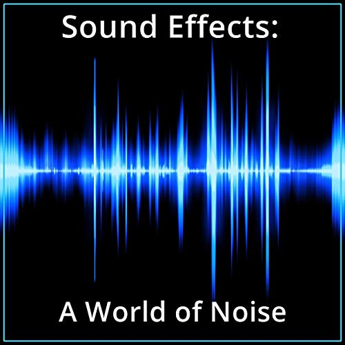 Sound Effects: A World of Noise audiobook cover art