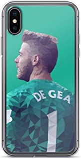 iPhone 6/6s Pure Clear Case Cases Cover David De GEA - Manchester United