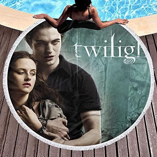 Toalla Twilight extra grande, de secado rápido, absorbente, ligera, compacta para deportes, gimnasio, natación, viajes, playa, camping, baño, yoga y pilates