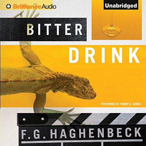 Bitter Drink audiobook cover art