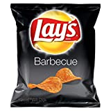 Lay's Potato Chips Barbecue Pack, 1 Ounce, pack of 40