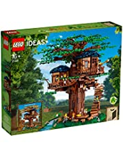 LEGO Ideas Tree House Collectors Model Building Set 21318