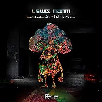 Illegal Activities EP