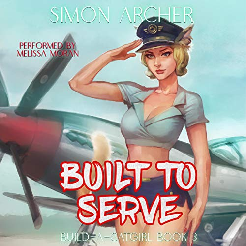 Couverture de Built to Serve