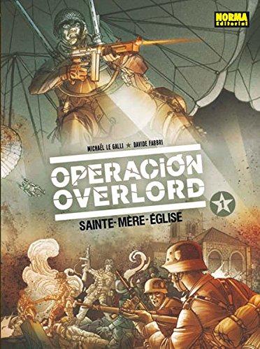 OPERACION OVERLORD 1. SAINTEMEREEGLISE (Europeo - Operacion Overlord)