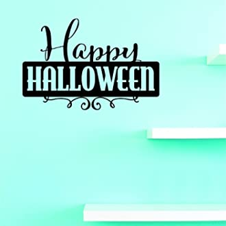 Design with Vinyl RAD V 380 1 I Love Ghost Halloween Holiday Seasonal Decoration Picture Art Sign Decal 12 x 24
