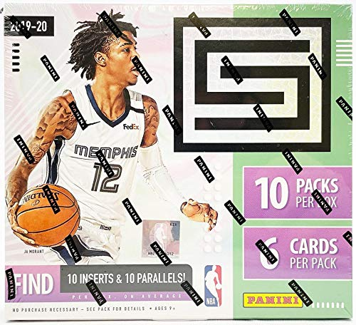 2019/20 Panini Status NBA Basketball HOBBY box (10 pks/bx)