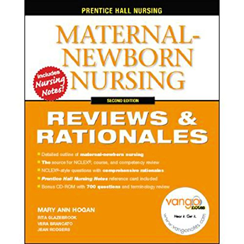 VangoNotes for Maternal-Newborn Nursing audiobook cover art
