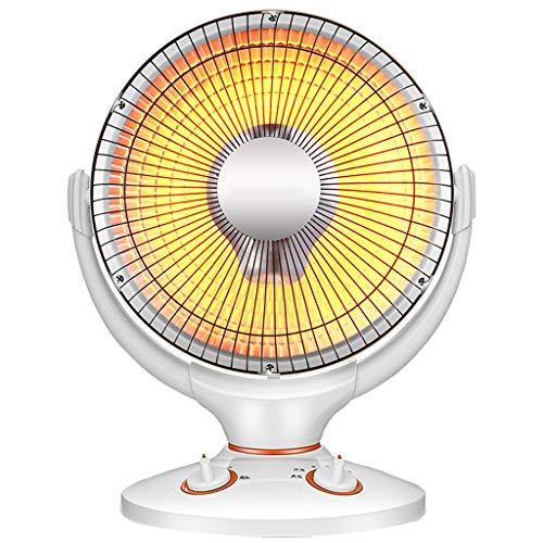 JIY Calefactores Calentador doméstico Oficina de Escritorio Sacudiendo la Cabeza Parrilla Estufa...