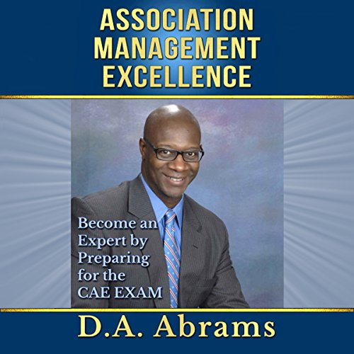 Association Management Excellence audiobook cover art