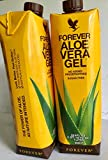 Forever Aloe Vera Gel (New Product Pack of 2) ingestible