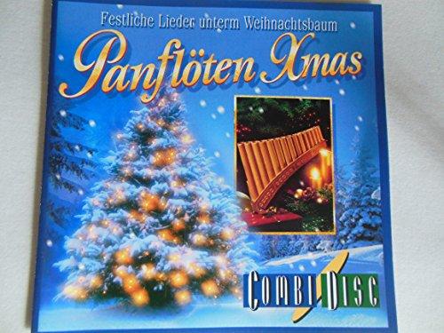 CD = ORCHESTER ALFRED HAUSE - HOREA CRISHAN PANFLÖTE = FESTLICHE LIEDER UNTERM WEIHNACHTSBAUM = PANFLÖTEN XMAS