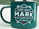 Top tazze di 01208000127Mark tazza di caffè, tazza, in acciaio al carbonio, multicolore