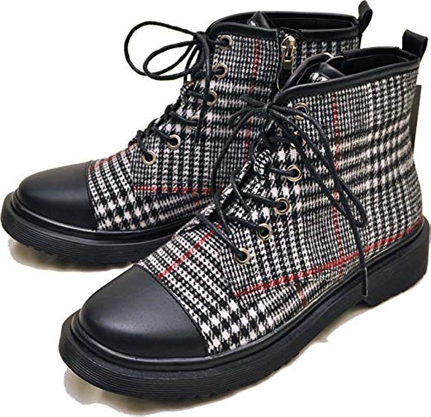 ログペック不承認YOSUKE U.S.A ヨースケ ブーツ ショートブーツ レースアップブーツ 編み上げブーツ