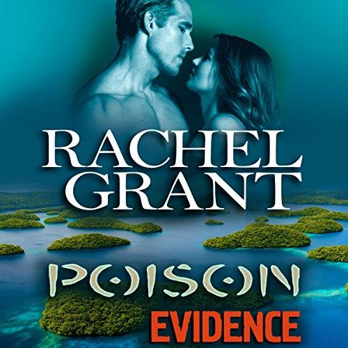 Poison Evidence audiobook cover art