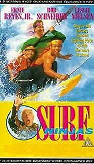Surf Ninjas [Reino Unido] [VHS]