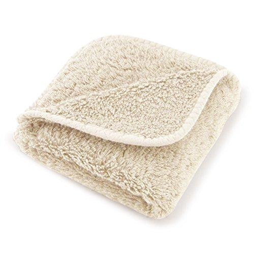 Abyss Super Pile Wash Cloth (12x12) - Ecru (101)