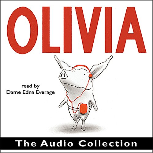 The Olivia Audio Collection audiobook cover art