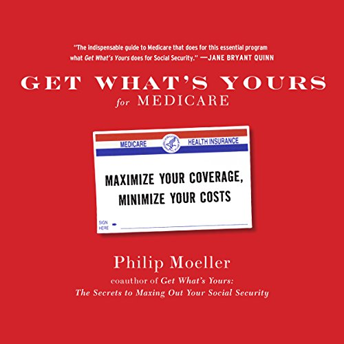 Get What's Yours for Medicare audiobook cover art