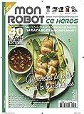 MON ROBOT CE HEROS N°10 - CUISINE D'ÉTÉ