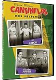 Cantinflas Dos Películas : El Circo y A Volar Joven